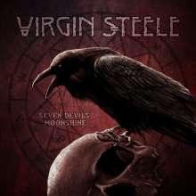 Virgin Steele: Seven Devils Moonshine (35th-Anniversary-Edition-Boxset), 5 CDs