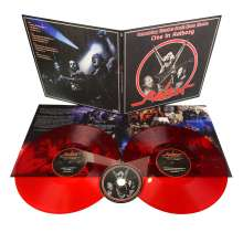 Raven: Screaming Murder Death From Above: Live In Aalborg (180g) (Red Vinyl), 2 LPs und 1 CD