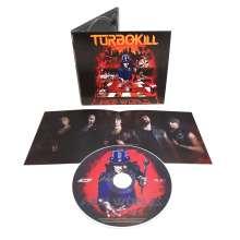 Turbokill: Vice World, CD