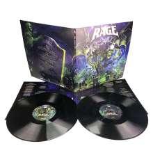 Rage: Wings Of Rage, 2 LPs