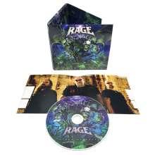 Rage: Wings Of Rage, CD