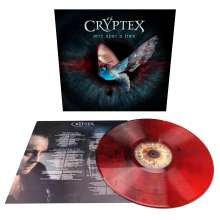 Cryptex: Once Upon A Time (Red Transparent & Black Marbled Vinyl), LP