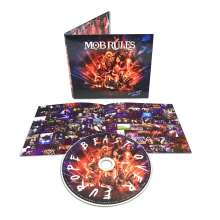 Mob Rules: Beast Over Europe, CD