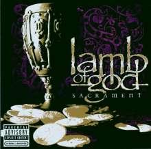 Lamb Of God: Sacrament, CD