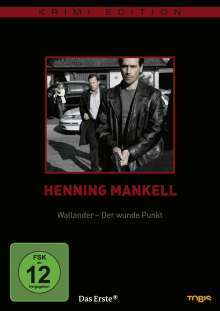 Henning Mankell: Wallander - Der wunde Punkt, DVD