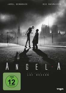 Angel-A, DVD