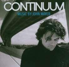 John Mayer: Continuum (12 Tracks), CD