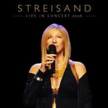 Barbra Streisand: Live In Concert 2006, 2 CDs
