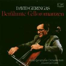 David Geringas - Berühmte Celloromanzen, CD