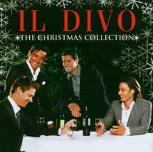 Il Divo: The Christmas Collection, CD