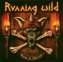 Running Wild: The Best Of Adrian, CD