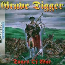 Grave Digger: Tunes Of War - 2006 Edition, CD