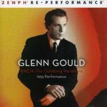 "Johann Sebastian Bach (1685-1750): Goldberg-Variationen BWV 988 (""Zenph Re-Performance""), Super Audio CD"