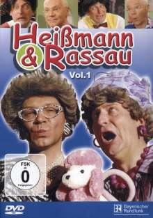 Volker Heißmann & Martin Rassau: Vol. 1, DVD