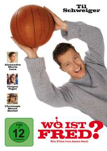 Wo ist Fred?, DVD