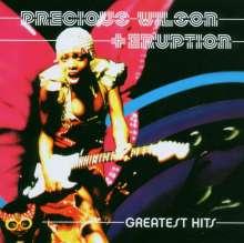 Eruption: Greatest Hits, CD