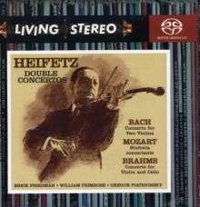 Jascha Heifetz - Double Concertos, SACD