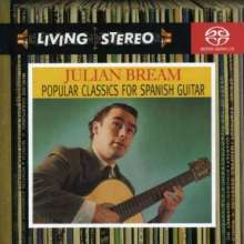 Julian Bream - Popular Classics for Spanish Guitar, SACD