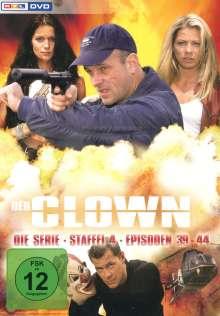 Der Clown - Die Serie Staffel 4, 2 DVDs