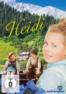 Heidi (1965), DVD