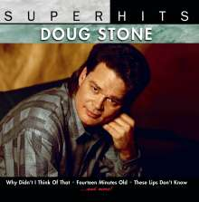 Doug Stone: Super Hits, CD