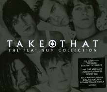 Take That: The Platinum Collection, 3 CDs