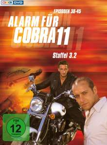 Alarm für Cobra 11 Staffel 3 Box 2, 2 DVDs