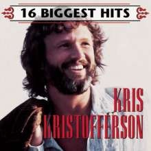 Kris Kristofferson: 16 Biggest Hits, CD