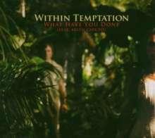 Within Temptation Ft: Within Temptation Ft, CD
