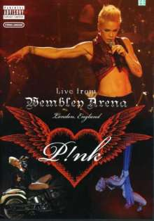P!NK: Live From Wembley Arena London, DVD