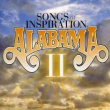 Alabama: Songs Of Inspiration II, CD