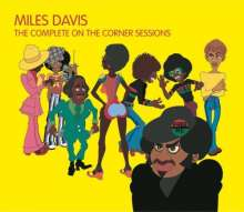 Miles Davis (1926-1991): The Complete On The Corner Sessions - Box-Set, 6 CDs