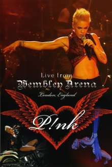 P!NK: Live From Wembley Arena, DVD