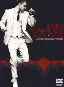Justin Timberlake: Future Sex/Loveshow: Live From Madison Square Garden, 2 DVDs