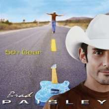 Brad Paisley: 5th Gear, CD