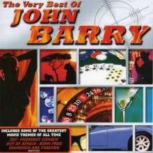 Filmmusik: The Very Best Of John Barry, CD