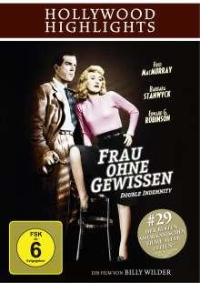 Frau ohne Gewissen, DVD