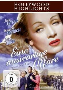 Eine auswärtige Affäre (OmU), DVD