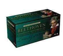 Ludwig van Beethoven (1770-1827): Beethoven-Edition (Sony), 61 CDs