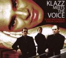 Klazz Brothers & Edson Cordeiro - Klazz meets the Voice, CD