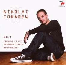 Nikolai Tokarev - No.1, 2 CDs