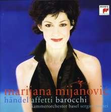 Marijana Mijanovic - Händel Affetti Barocchi, CD