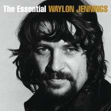 Waylon Jennings: The Essential Waylon Jennings, 2 CDs