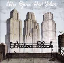 Peter Bjorn And John: Writer's Block, CD