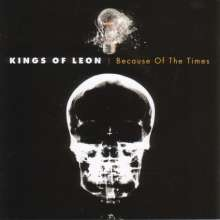 Kings Of Leon: Because Of The Times, CD