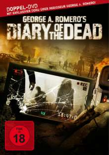 George A.Romero's Diary Of The Dead, 2 DVDs