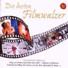 Die besten Filmwalzer, CD