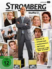 Stromberg Staffel 3, 2 DVDs