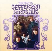 Jefferson Airplane: Best Of Jefferson Airplane, Th, CD