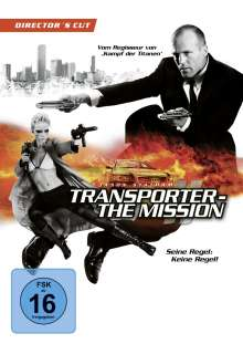 The Transporter - The Mission (Director's Cut), DVD